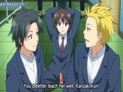 การ์ตูนโป๊เรื่อง Itadaki Seieki เด็ดผมดูแล้วต้องเป็นเรื่องเสียน้ำทุกครั้ง นักเรียนม.ปลายกับปีศาจสาว แสนสวย เย็ดในโรงเรียน