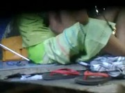หลุดก่อนเป็นข่าว วัยรุ่นสาวบ้านๆนัดกันมาเล่นดนตรีไทย ตีฉิ่ง น้ำหีแตกกระจายคามือในกระท่อมปลายนา